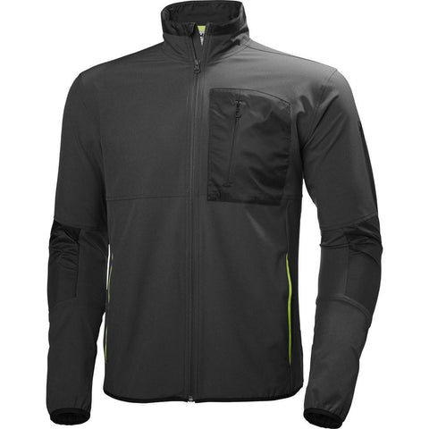 Helly Hansen Men's Wynn Rask Jacket | Ebony Size S 62724_980-S