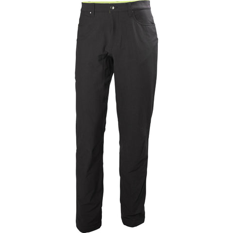 Helly Hansen Men's Vanir 5 Pocket Pant | Ebony Size S 62737_980-S