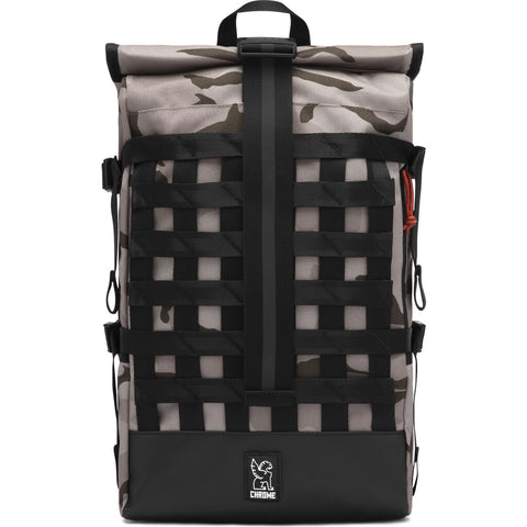 Chrome Barrage Cargo Backpack | 22L Black BG-163-ALLB-NA