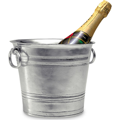 Match Champagne Bucket | Pewter