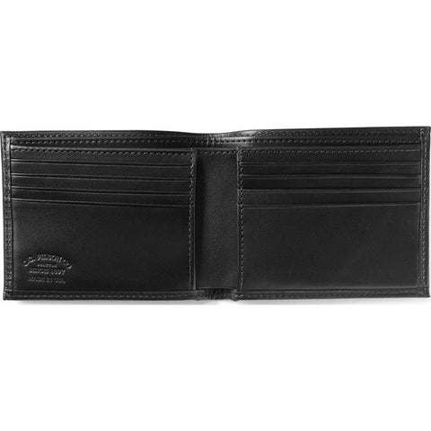 Filson Leather Outfitter Wallet | Black