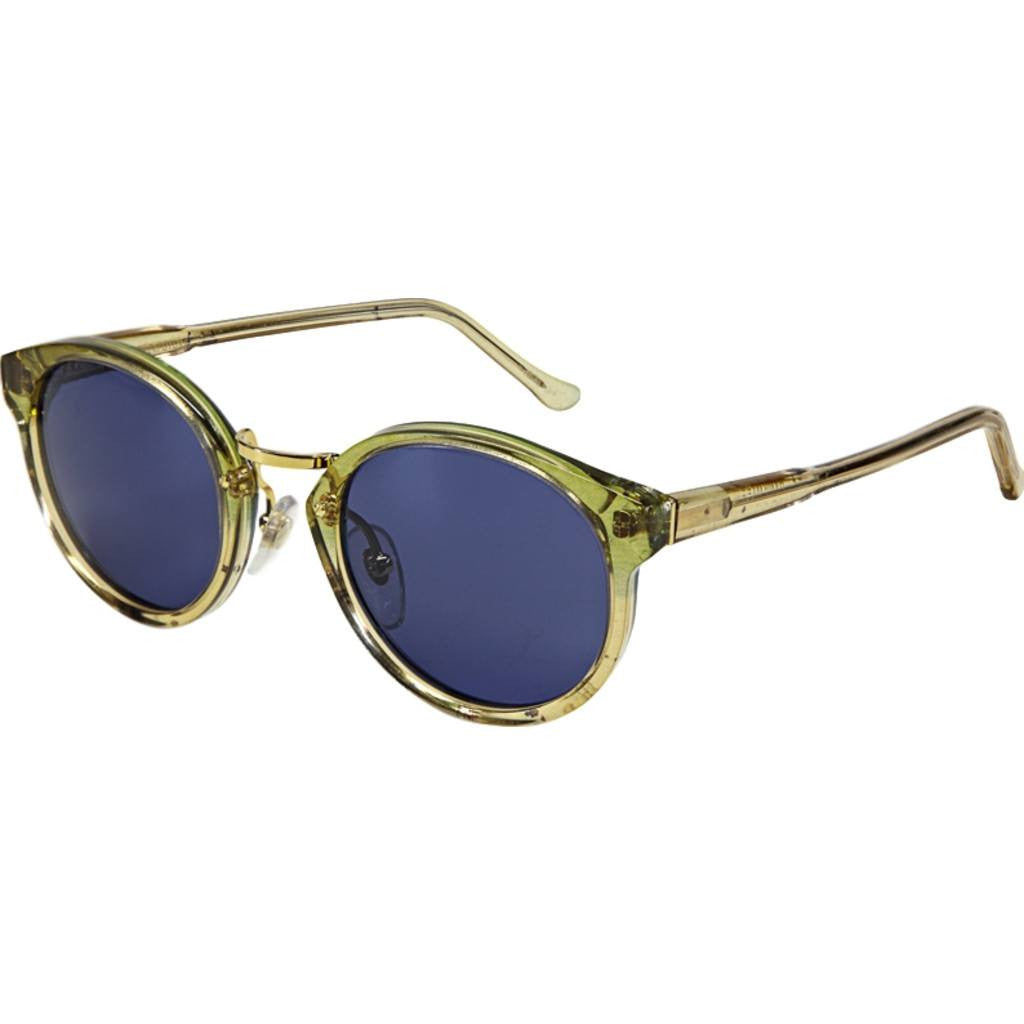 Retrosuperfuture Panama Gold Resin 660 SunglassesFlorida rFrpHaxn