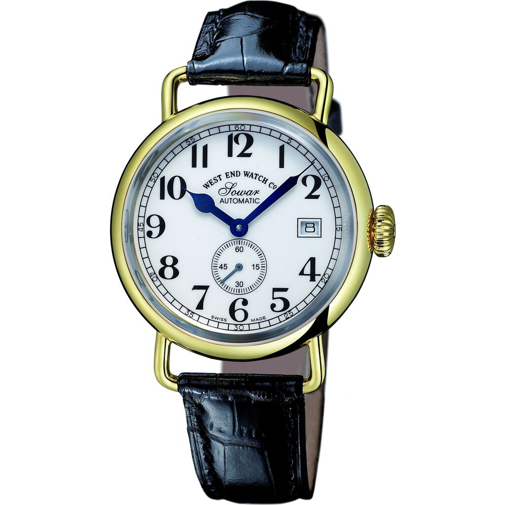 West End Watch Co. Sowar 1916 Watch | White Dial