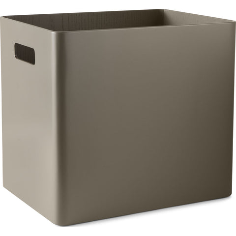 Atipico Arigatoe Large Wooden Storage Unit | Beige Gray 6952