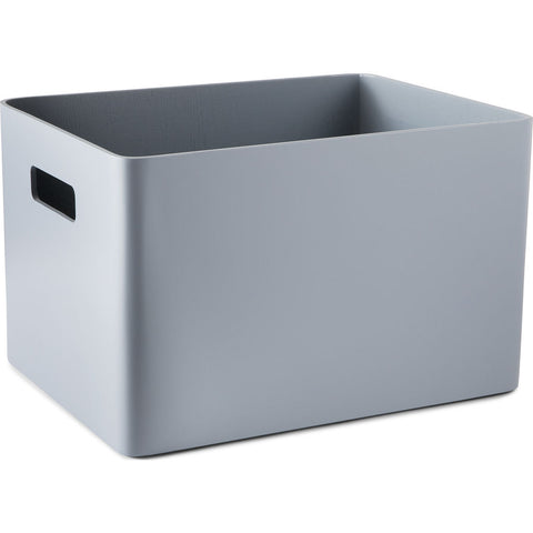 Atipico Arigatoe Medium Wooden Storage Unit | Ash Gray 6963