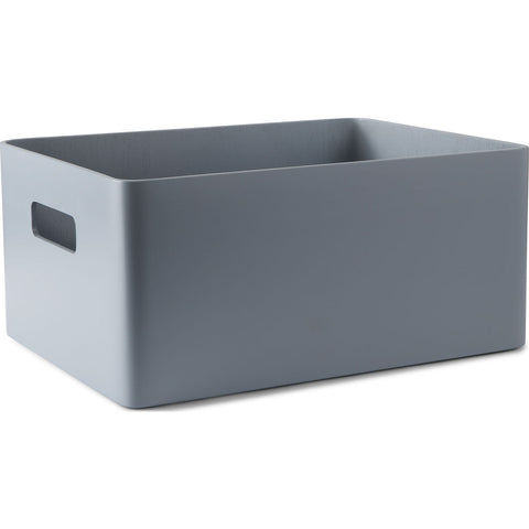 Atipico Arigatoe Small Wooden Storage Unit | Ash Gray 6973