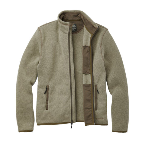Filson Ridgeway Fleece Jacket - Ducks Unlimited | Vintage Olive