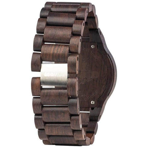 WeWood Kos Indian Rosewood Watch | Chocolate/Camo- WKCCAM