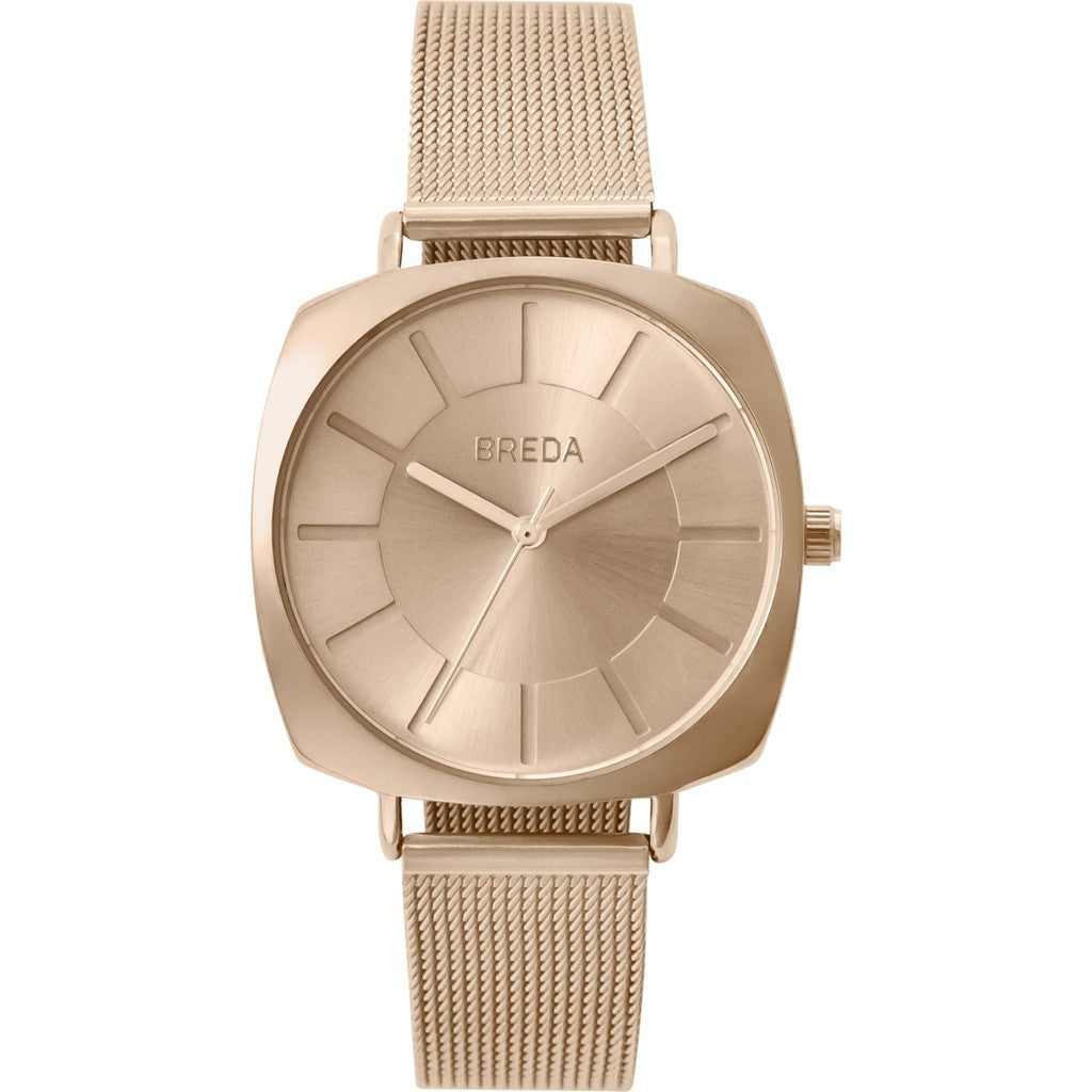 Breda Watches Vix Watch | Rose Gold 7018b