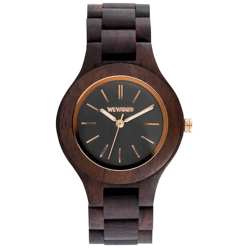 WeWood Antea Indian Rosewood Watch | Chocolate - WANTCH