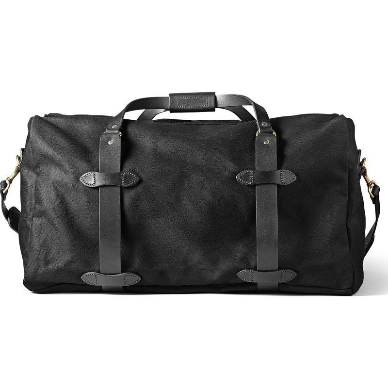 Filson Rugged Twill Medium Duffel | Black