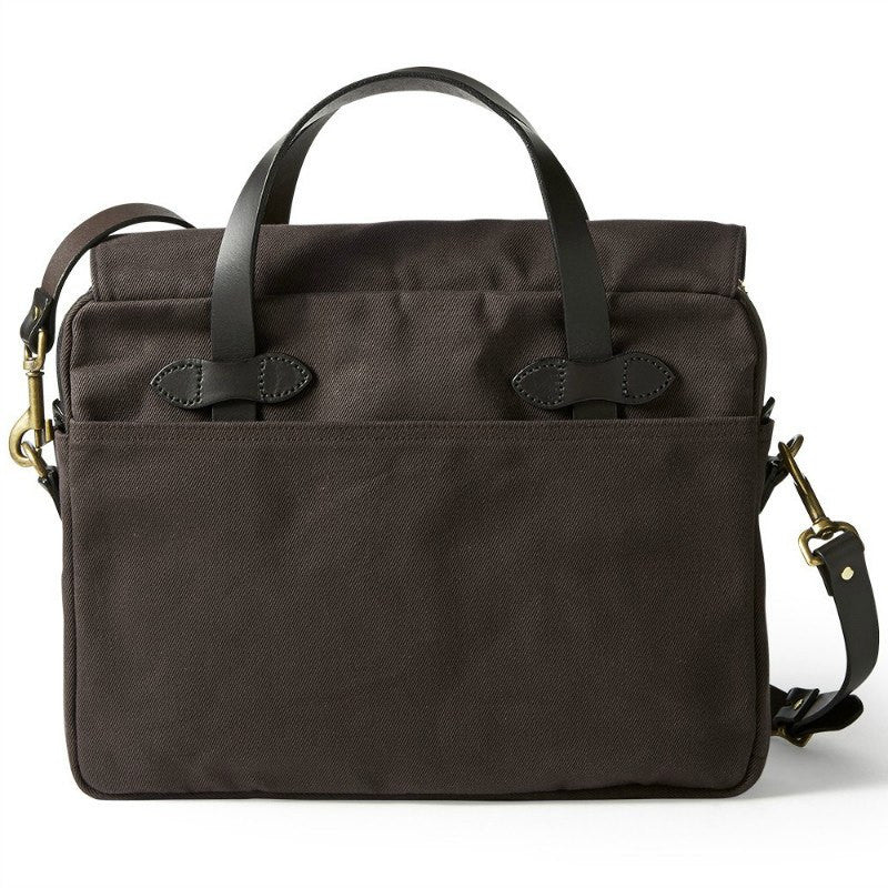 Filson Original Rugged Twill Briefcase | Brown