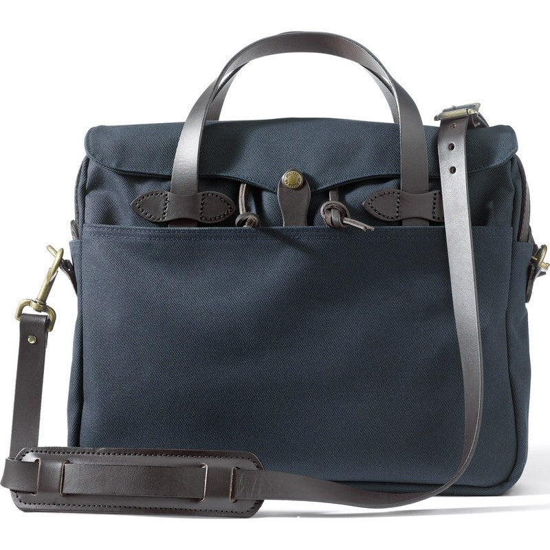 Filson Original Rugged Twill Briefcase | Navy