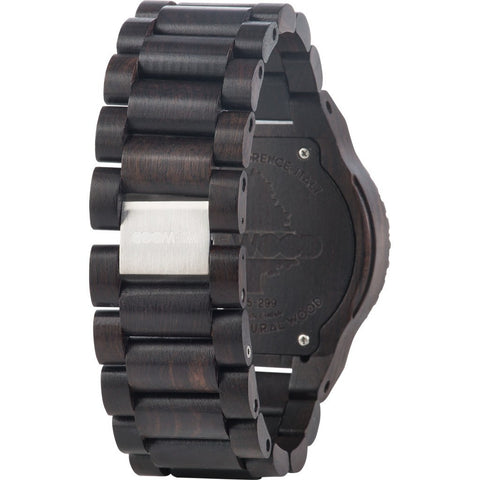 WeWood Assunt Blackwood Wooden Watch | Black WASBLK
