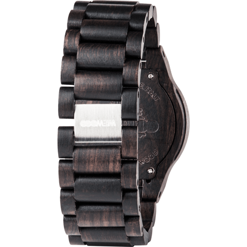 WeWood Oblivio Blackwood Watch | Black/Blue