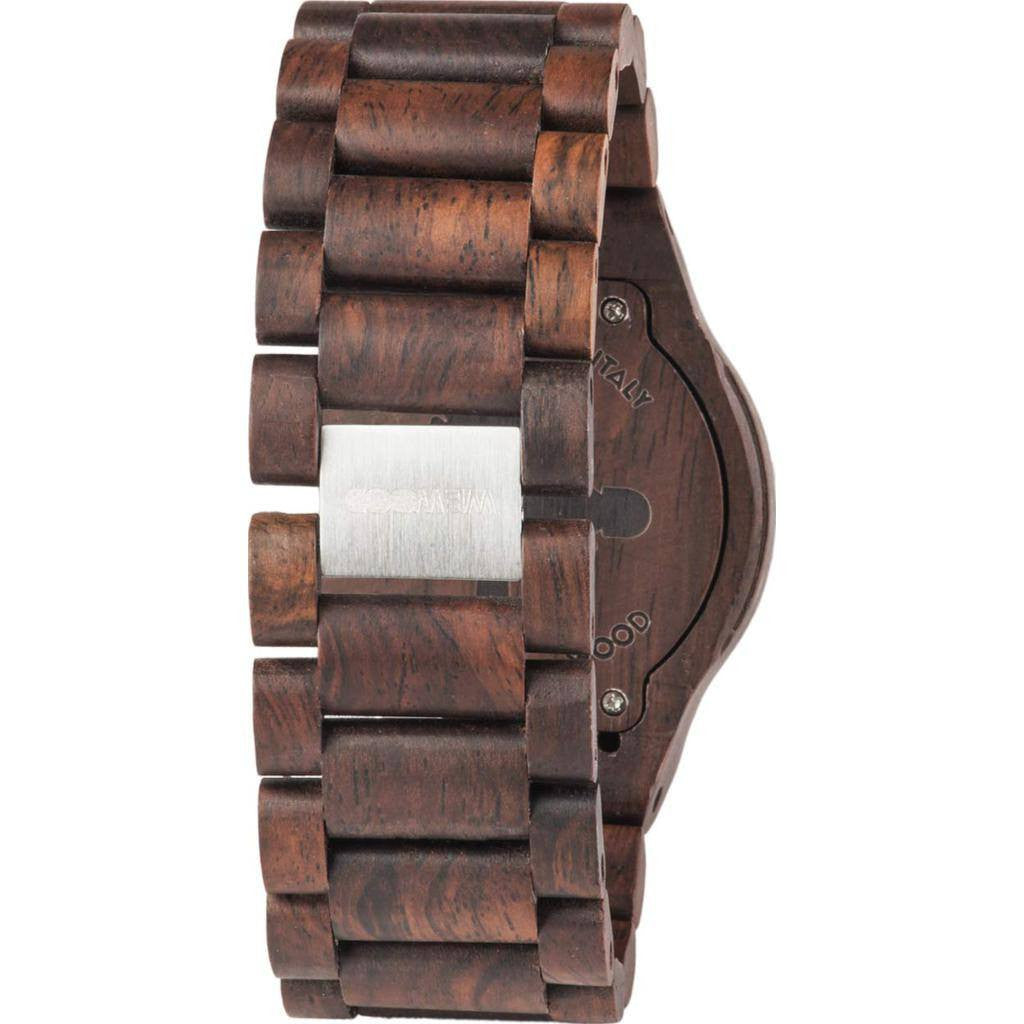 WeWood Oblivio Indian Rosewood Watch | Chocolate Wobcho