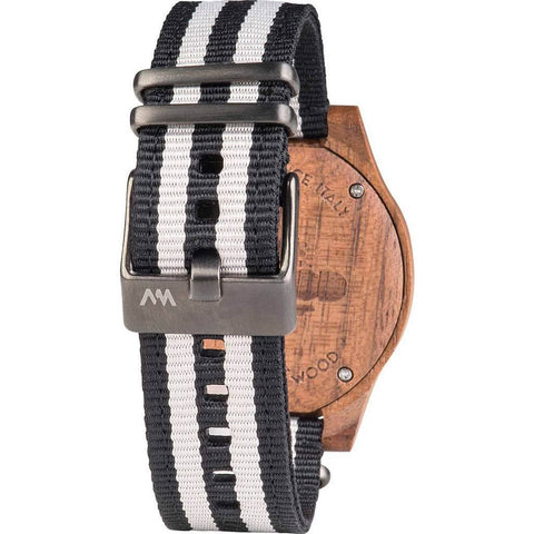 WeWood Torpedo Nut Wood Watch | Walnut/Grey Wtntgr