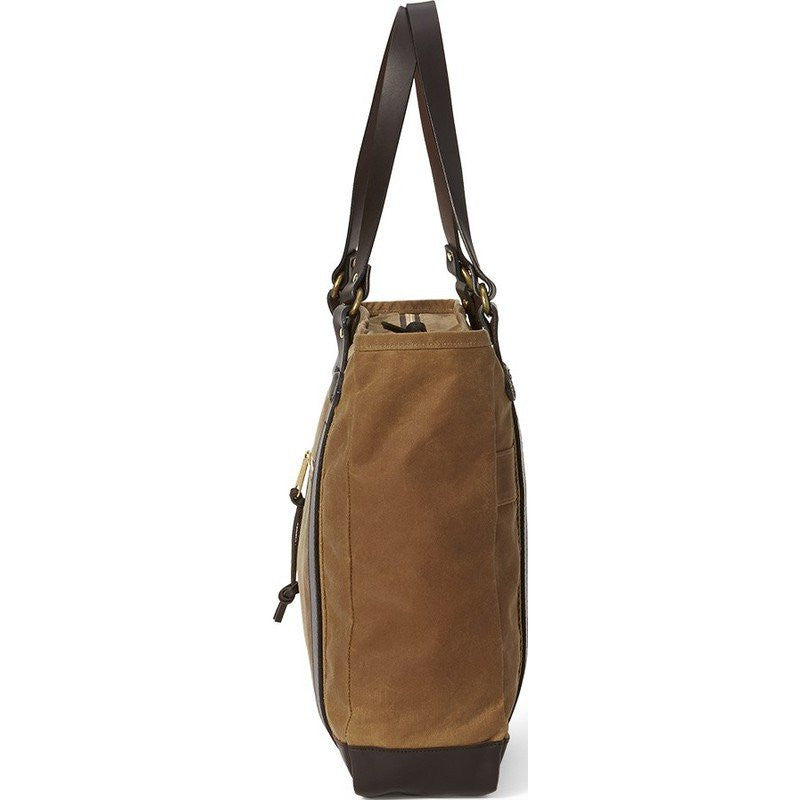 Filson Tin Cloth Meridian Tote Bag | Tan