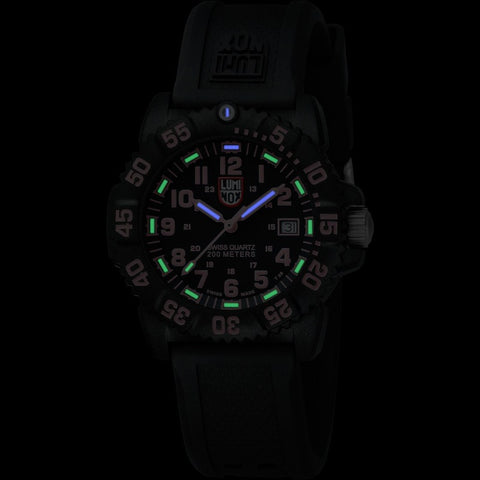 Luminox Sea Navy Seal Colormark 7051.BO Watch | 38mm
