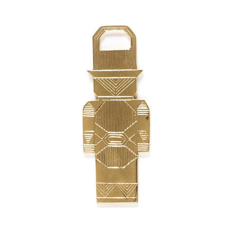 Zestt Toy Soldier Bottle Opener | Brass 70913