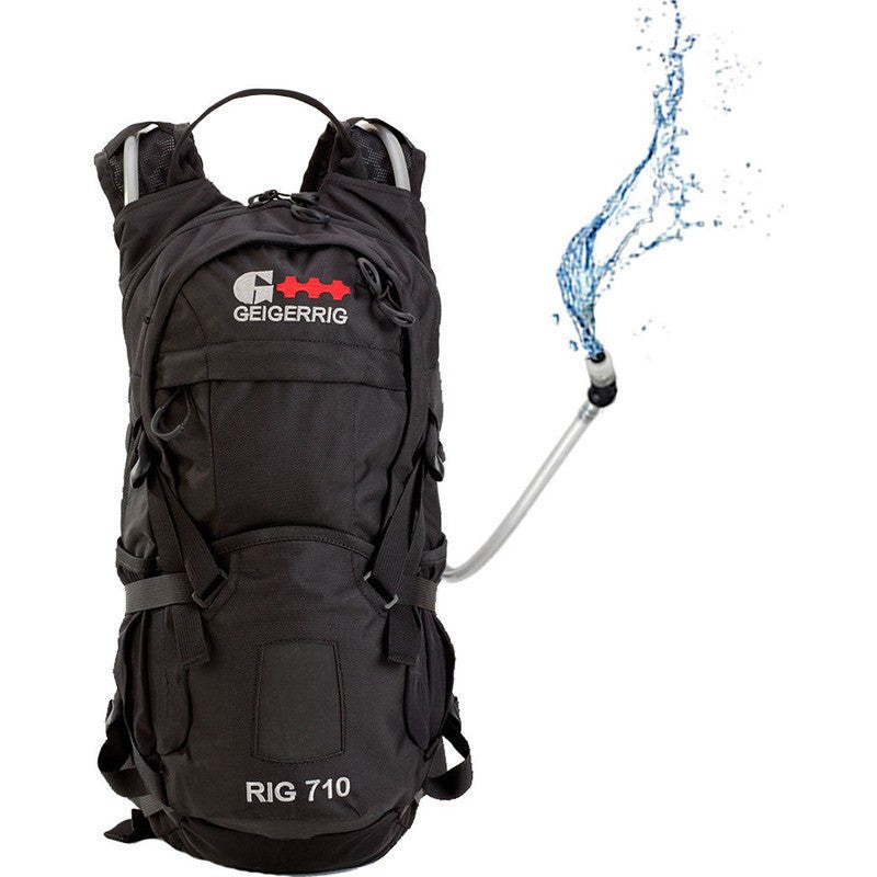 Geigerrig Rig 710 Hydration Backpack | Black