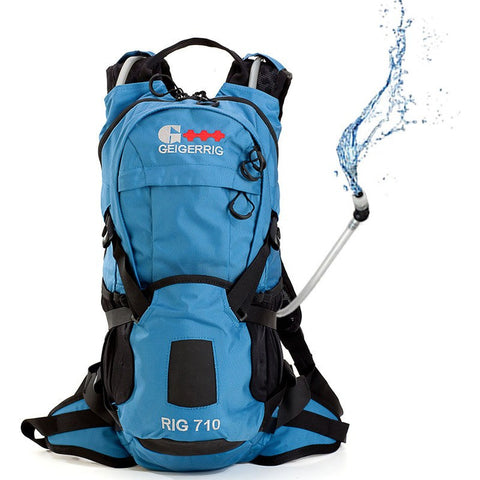 Geigerrig Rig 710 Hydration Backpack | Blue