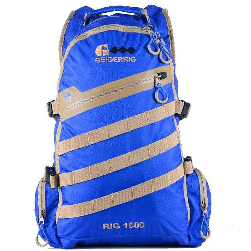 Geigerrig Rig 1600M Hydration Backpack | Cadet Blue Tan