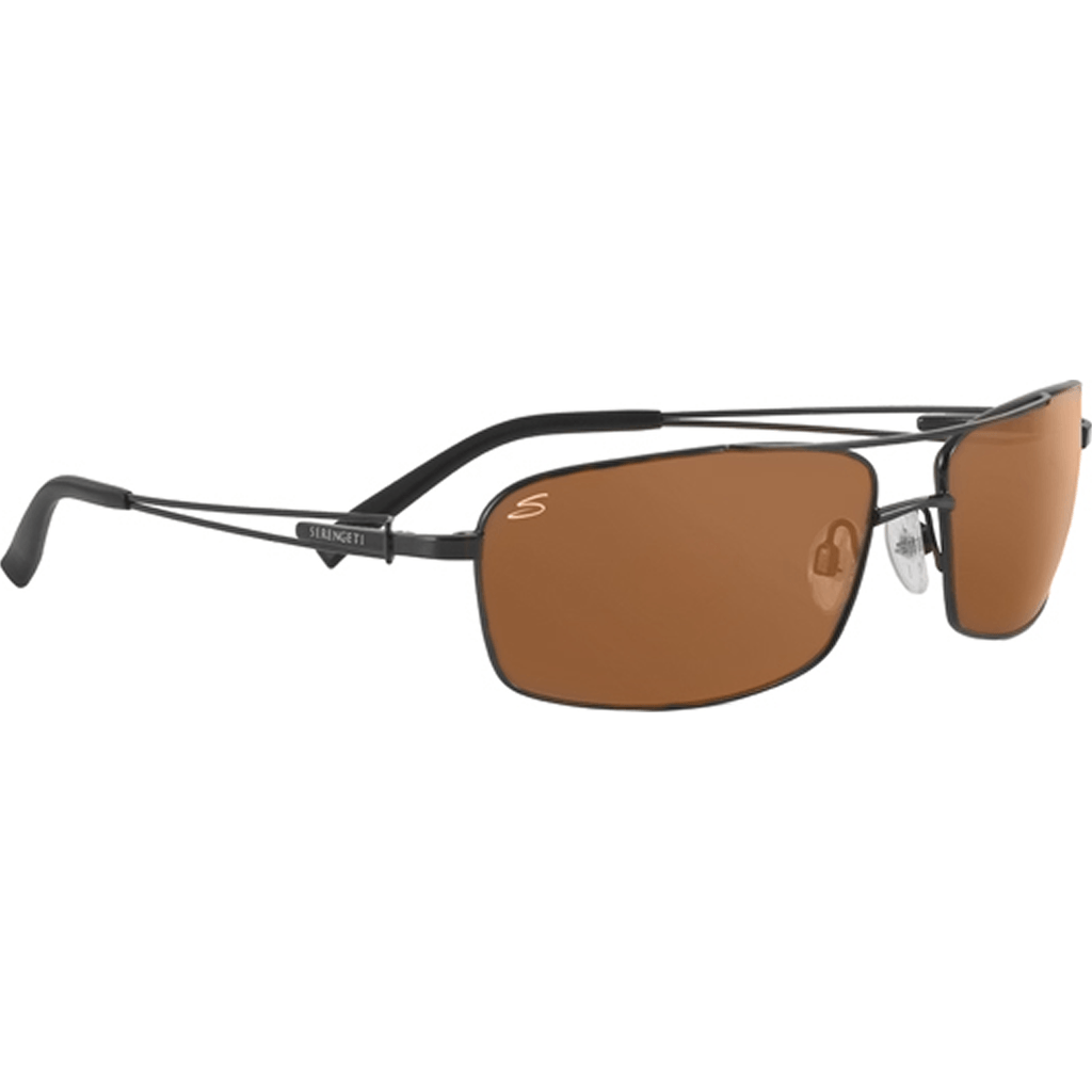 Serengeti Dante Black Pearl Photochromic Sunglasses | Polarized Drivers 7267