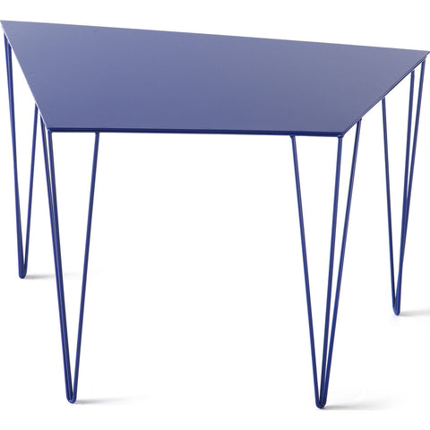 Atipico Chele 59 Trapezoidal Coffee Table | Ultramarine Blue 7330