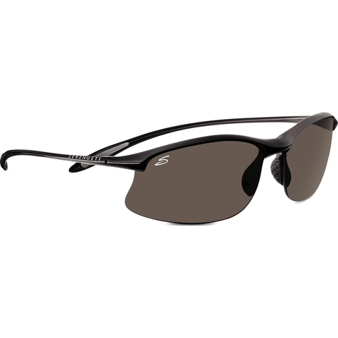 Serengeti Maestrale Black/Taupe Photochromic Sunglasses | Polar PhD CPG 7353
