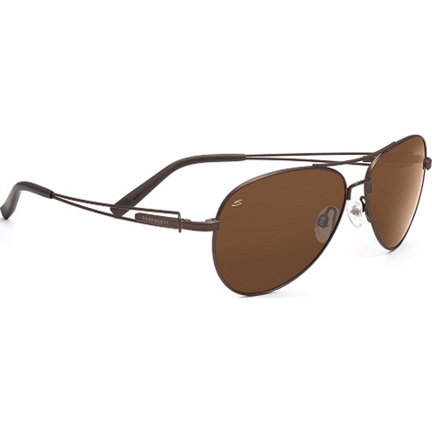 Serengeti Brando Velvet Espresso Photochromic Sunglasses | Polarized Drivers 7543