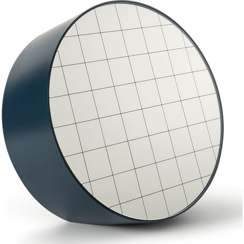 Atipico Centimetri 33 Wall Mirror | Gray Blue/Black 7879