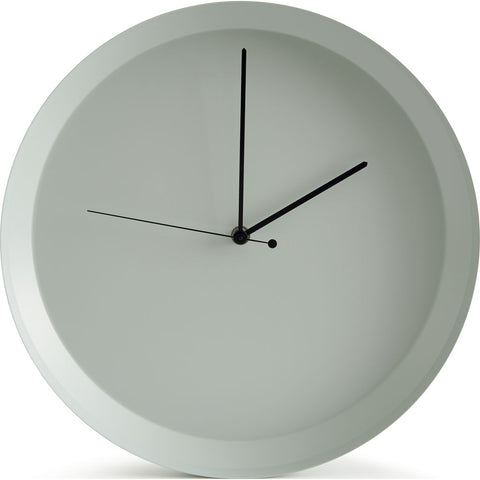Atipico Dish Iron Wall Clock | Grey 7914