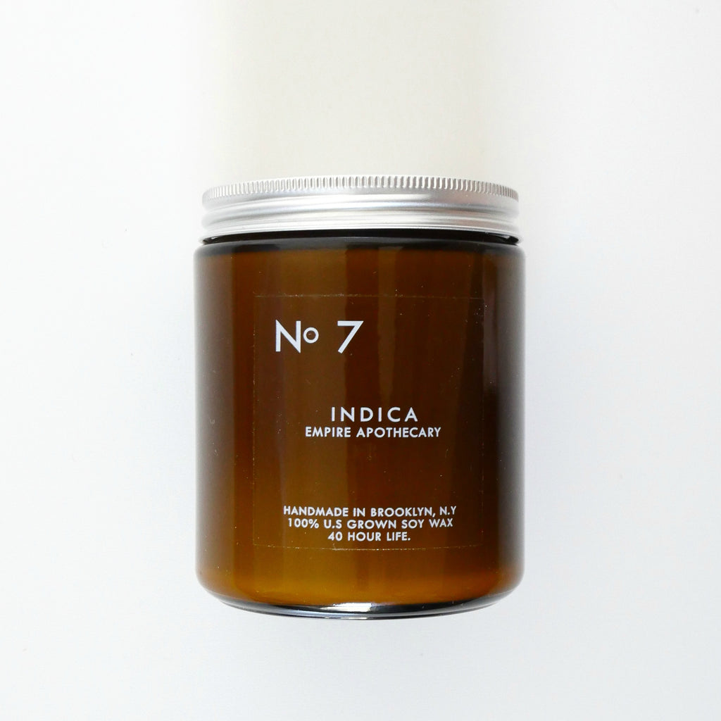 Empire Apothecary No. 7 Candle | Indica