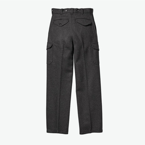 Filson Mackinaw Field Pants 46 | Charcoal