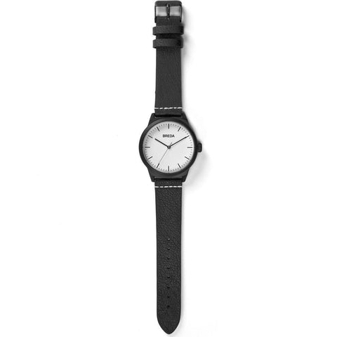 Breda Watches Rand Watch | Black/Black 8184e