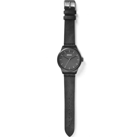 Breda Watches Rand Watch | Gunmetal/Gray 8184f