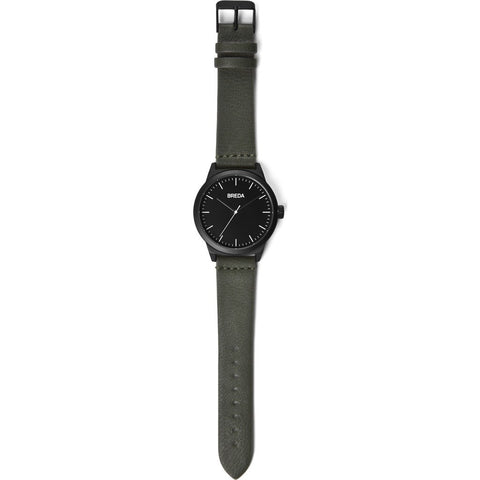Breda Watches Rand Watch | Black/Green 8184j