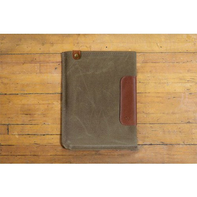 DODOcase Durables Sleeve for iPad Air 1/2 | Sage