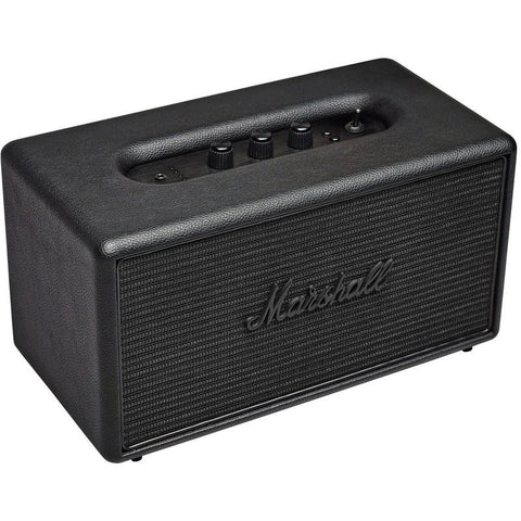 Marshall Stanmore Bluetooth Compact Speaker System | Pitch Black