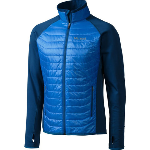 Marmot Men's Thermal Rª Variant Jacket | Cobalt Blue/Black 83890-2958 M