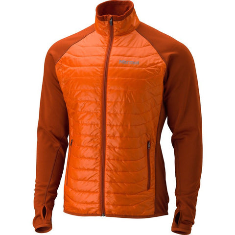 Marmot Men's Thermal Rª Variant Jacket | Sunset Orange/Dark Rust 83890-9381