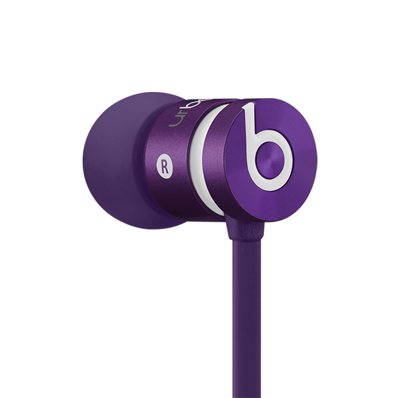 Beats urBeats In-Ear Headphones | Purple