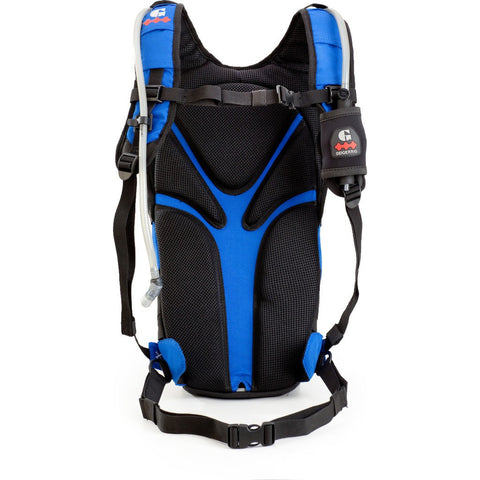 Geigerrig Rig 700 Hydration Backpack | Black/Blue