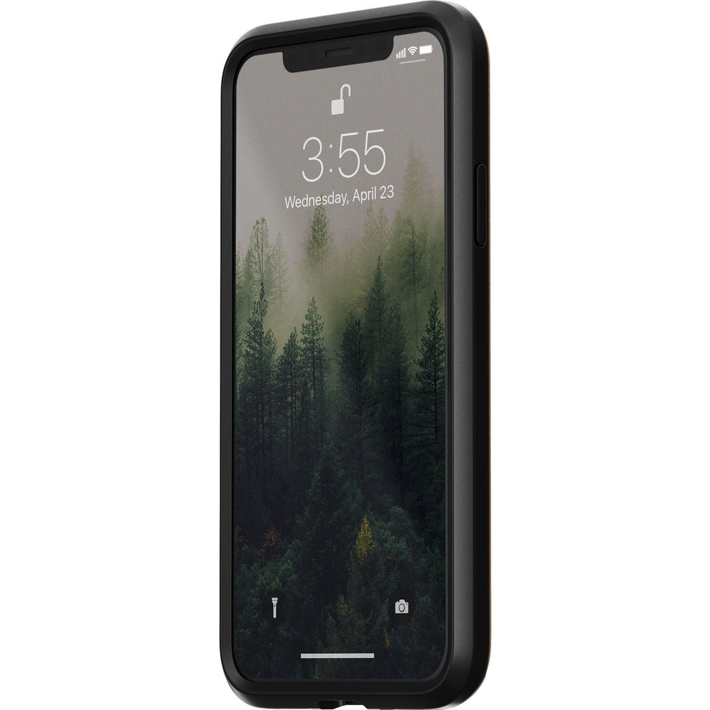 finest selection 31761 cbd35 Nomad Rugged Leather Case for iPhone X | Brown