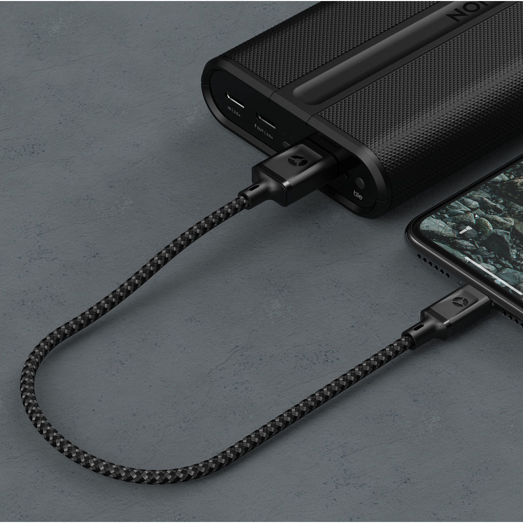 Nomad Lightning iPhone Cable | 0.3M