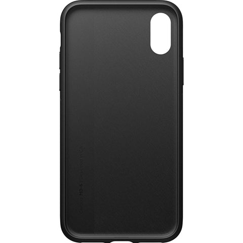 Hello Nomad Carbon Case for iPhone X | Black NM21F10000
