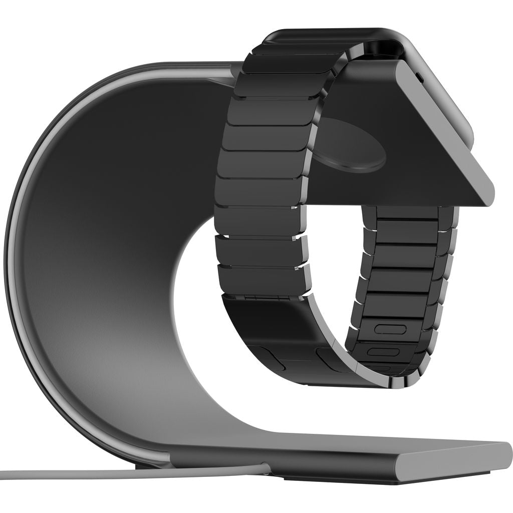 Nomad Stand for Apple Watch | Space Gray