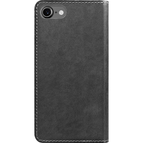 Nomad Folio Case for iPhone 7/8 | Grey Horween Leather