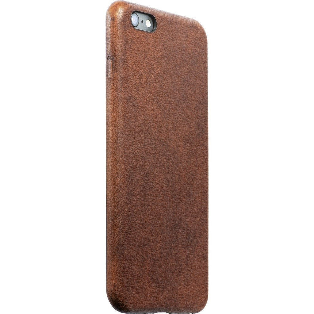 Hello Nomad Horween Leather iPhone 6 Plus Case | Horween Brown CASE-I6PLUS-HORWEENBRN